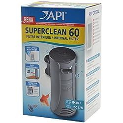 Apl Filtre pour Aquariophilie New Superclean 60 Rena