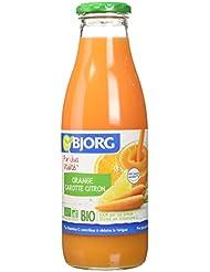 Bjorg Jus Vitalité Orange Carotte Citron
