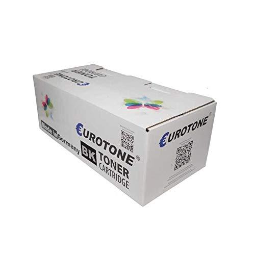 B720dn Laserdrucker (1x Eurotone Toner für Oki B720DN B730N B710DN B720N B710N B730DN ersetzt 1279001 Schwarz)