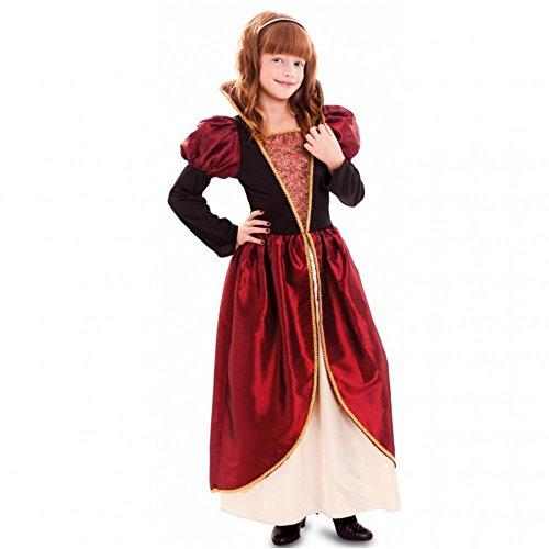 Fyasa 706541-t03cortigiana costume da ragazza, taglia m