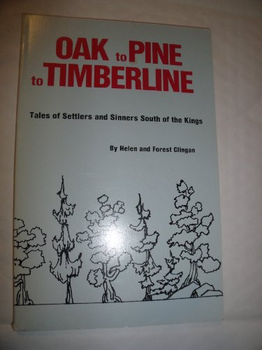 Oak To Pine To Timberline
