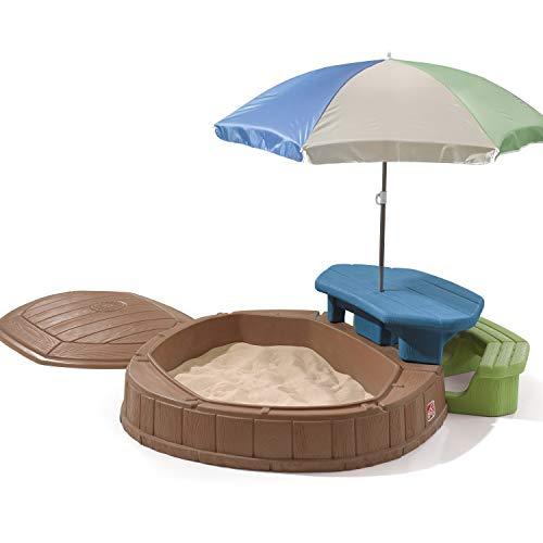 Step2 Summertime Sandkasten und Picknicktisch