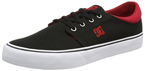 dctrase-tx-zapatillas-hombre-negro-black-red-white-43-eu