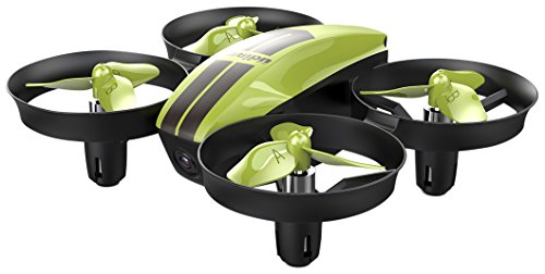 UDI RC Firefly/u46 W Mini Drone con Camera 480 P