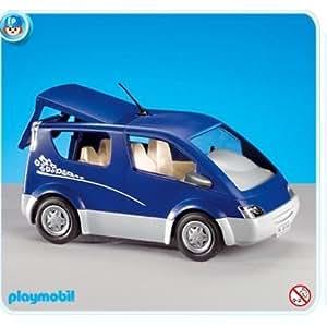 playmobil 7416 le monospace jeux et jouets. Black Bedroom Furniture Sets. Home Design Ideas