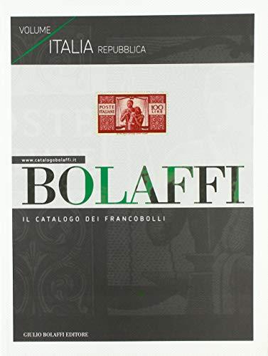 Catalogo Bolaffi francobolli. Repubblica