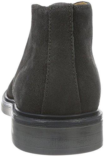 Gant Willow, Chaussures à Lacets Homme Gris - Grau (Graphite grey G83)
