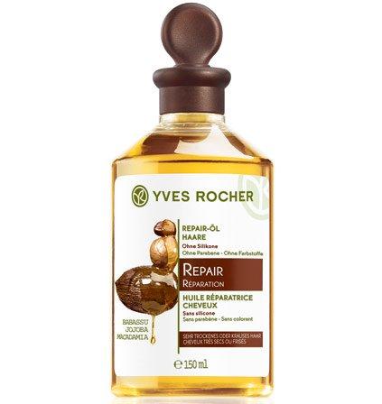 Yves Rocher - Repair-Öl Haare: Repariert das Haar