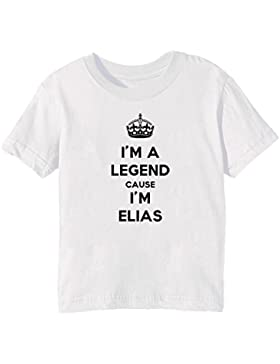 I'm A Legend Cause I'm Elias Bam