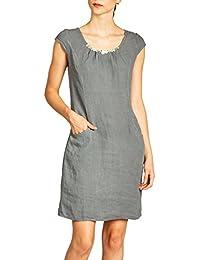 5094952bce271 Amazon.fr   lin - Robes   Femme   Vêtements