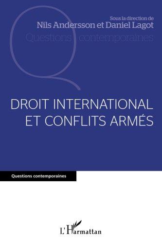 Droit international et conflits armés par Nils Andersson