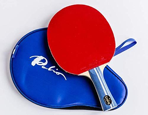 Palio Evolve 2019 Edition Tischtennisschläger mit KOSTENLOSER Kopfbedeckung aktualisierte Expertenschläger der Palio Range