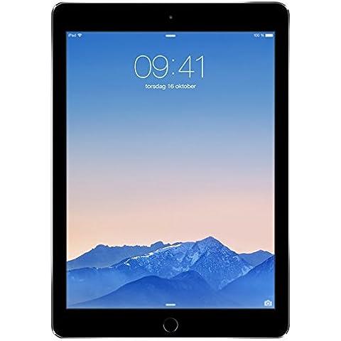 Apple iPad Air 2 64GB 3G 4G Gris - Tablet (Tableta de tamaño completo, iOS, Pizarra, iOS, Gris, Polímero de