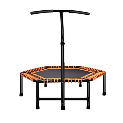Trampoline gym trampoline trampolino per adulti per adulti trampolino per bambini indoor silenzioso per il rimbalzo del lettino (colore : b)