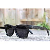 Wooden Wayfarer Sunglasses By Paul Ven
