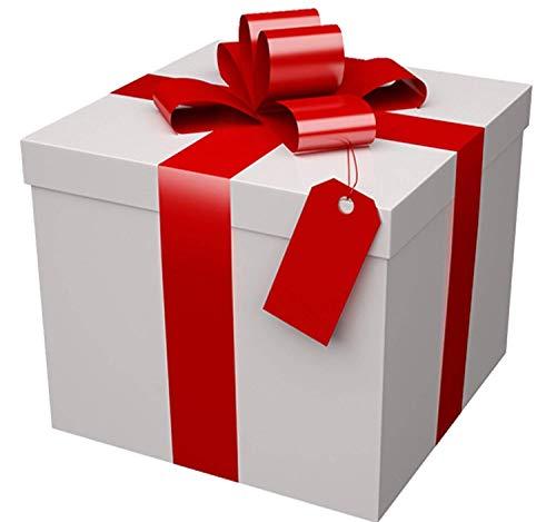 Fesoar Überraschungspaket 15-Teilig | XXL Überraschungsbox mit Haushaltswaren, Beauty, Saisonwaren...
