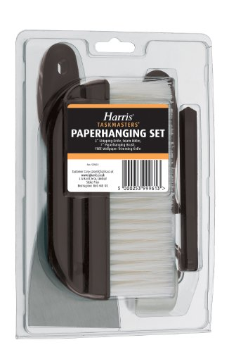 Harris Taskmaster 99961 Kit pour pose de papier peint