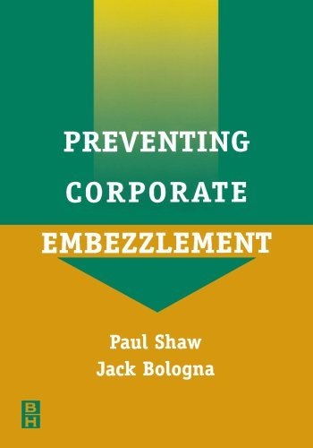 Preventing Corporate Embezzlement by Paul Shaw (2000-05-11)