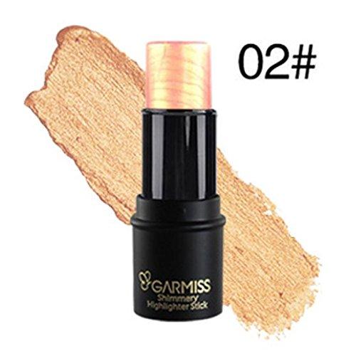 Eyeliner Lidschatten Jamicy Fashion Contour Stick Kosmetik Make-up Gesichtspuder Creme Schimmer...
