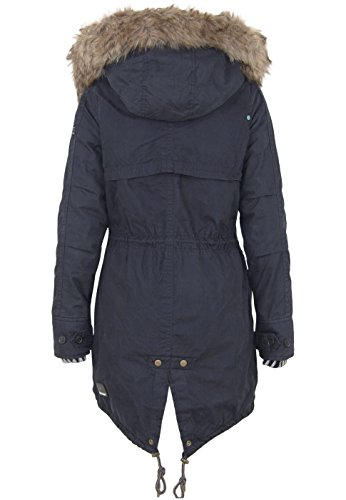 Khujo Arche with Inner Jacket 1718CO163J Damen-Winterjacke Dark Navy