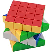 MEISHINE® 4x4x4 Profesional Cubo Mágico Inteligencia Mágico cubo de la velocidad Juego de Puzzle Cube Speed Magic Cube Stickerless