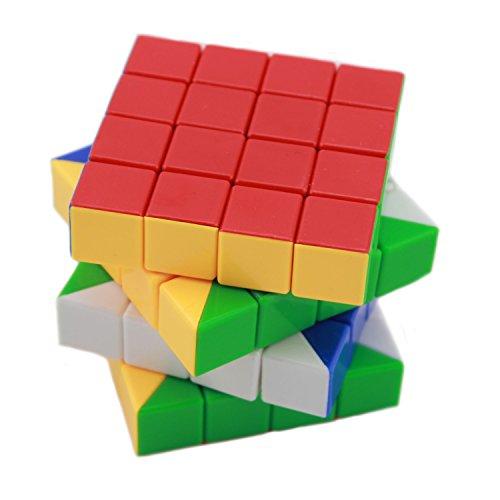 Preisvergleich Produktbild MEISHINE® 4x4x4 Professional Magic Cube Speed Cube Zauberwürfel