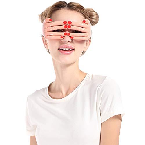 VRTUR Partybrillen Bunt Spaß Spass Brille Atzen Brillen Party Brille für Verrücktes(One size,Beige)