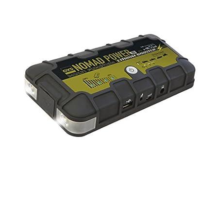 Abratools 379026384 Arrancador Con Bateria De Litio, 230 V