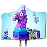 NSSZ Film-Charakter-Kind/Erwachsener mit Kapuze Decke tragbare mit Kapuze Decke Film-Decke Kind/Erwachsene Foto-Decke