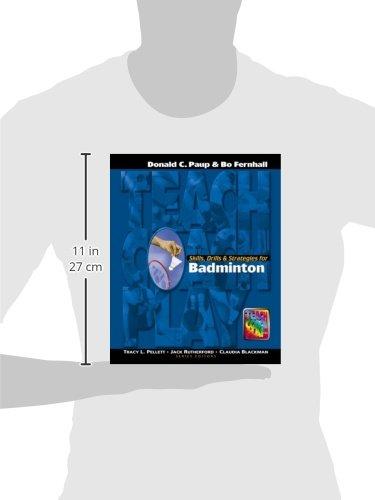 Zoom IMG-2 skills drills strategies for badminton