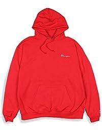c72c025fdf20d Amazon.fr   champion hoodie - Rouge   Vêtements