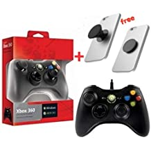 Xbox 360 Wired Controller Gamepad for PC and Xbox 360