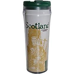 Starbucks Taza de Escocia Vaso de beber