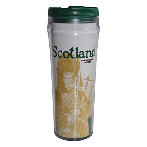 Starbucks Tumbler Schottlnad Scotland Becher Trinkbecher