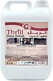 Thrill Floor And Surface Polish 5 Liter, Shiny Layer
