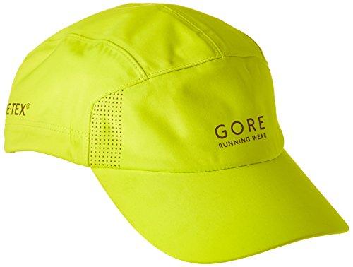 Gore Running Wear Air Gore-Tex Gorro, Hombre, Amarillo neón, Única