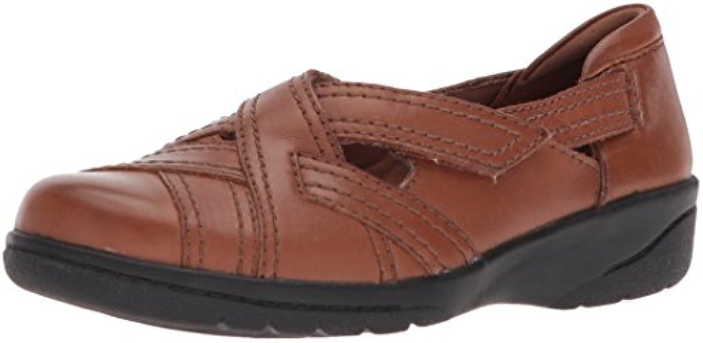 Clarks Clarks Clarks Wouomo Cheyn Wale Loafer, Dark Tan Leather, 7 Narrow US | Design affascinante  | Gentiluomo/Signora Scarpa  2cefe1