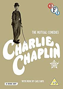 Charlie Chaplin: The Mutual Films Collection [DVD] [1916]