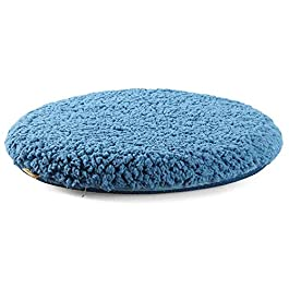 Coussin rond moelleux en mousse à mémoire coussin de chaise en rotin plancher coussin rond coussin ergonomique en mousse…