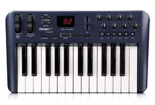 M-Audio Oxygen 25 - 3rd Generation Midi-Keyboard gebraucht kaufen  Wird an jeden Ort in Deutschland
