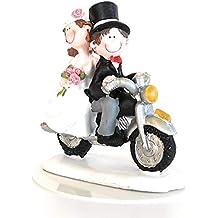 Suchergebnis Auf Amazon De Fur Motorrad Brautpaar Torte