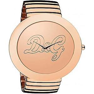 D&G Dolce&Gabbana Rockabilly DW0282 – Reloj de Pulsera para Mujer