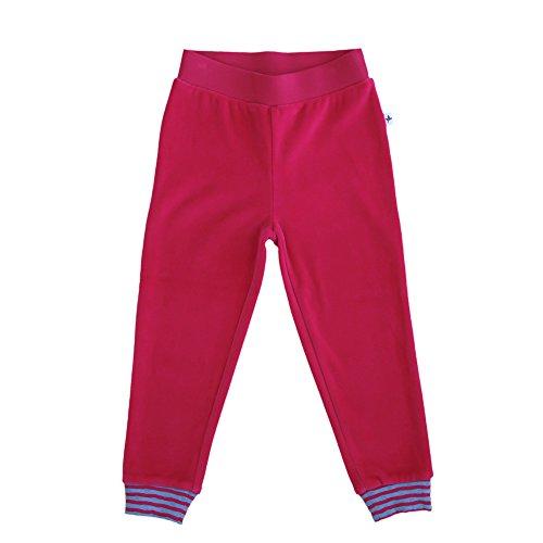 b5af19dd8337 Leela Cotton Pantalon - Bébé (fille) 0 à 24 mois - Rouge - 9