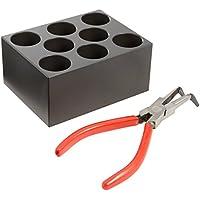 witeg Calefacción Bloque blc0088agujeros 50ml cónica respuesta gefäße, ø28,9X 42mm Fácil konischer suelo, para bloque Termostato HB de 48/de 96/R de 48