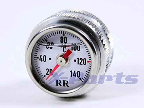 RR Öltemperatur Anzeige Ölthermometer Kawasaki VN800 + Classic + Drifter + W800