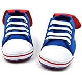 Shoes For Boys, Blue & Off White