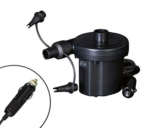 Fair compressore mini 3 valvole con presa accendisigaro automobile 12 v pompa gonfiabile