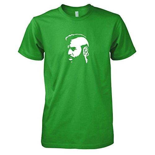 Texlab Baracus T-Herren T-Shirt, Grün, M