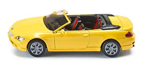 Preisvergleich Produktbild Siku 1007 - BMW 645i Cabrio (farblich sortiert)