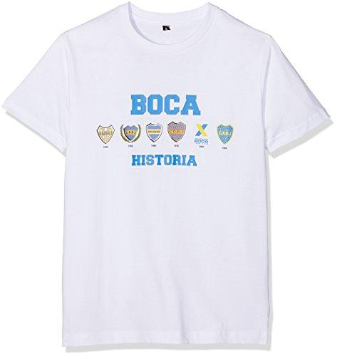 Boca Juniors Historia Logos Camiseta